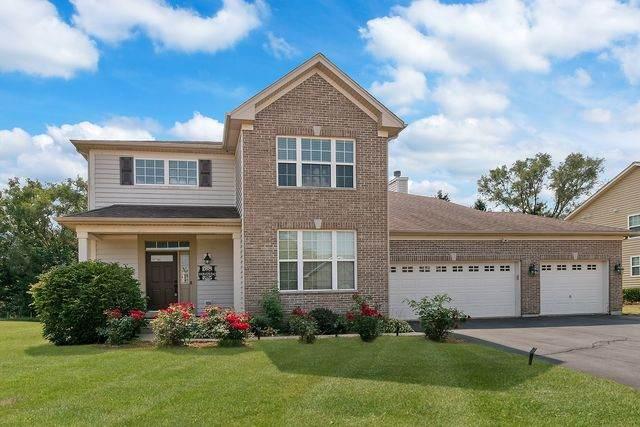 879 Oak Ridge Boulevard, Elgin, IL 60120 (MLS #10835151) :: John Lyons Real Estate