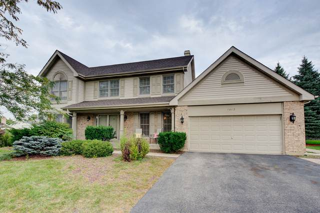 1413 Fox Chase Court, Bartlett, IL 60103 (MLS #10835443) :: Janet Jurich