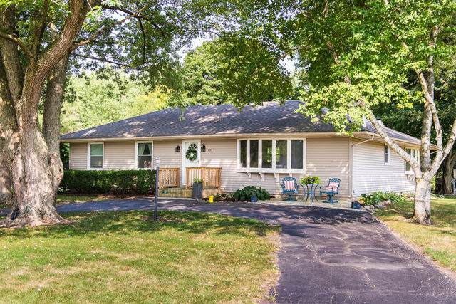 134 E Rickard Drive, Oswego, IL 60543 (MLS #10835463) :: The Wexler Group at Keller Williams Preferred Realty