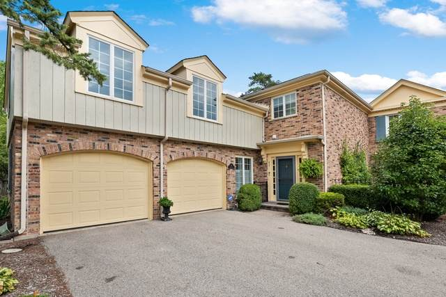 42 The Court Of Cobblestone, Northbrook, IL 60062 (MLS #10835860) :: John Lyons Real Estate