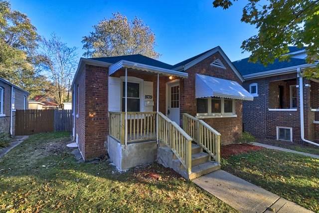 9739 S Ingleside Avenue, Chicago, IL 60628 (MLS #10836119) :: John Lyons Real Estate