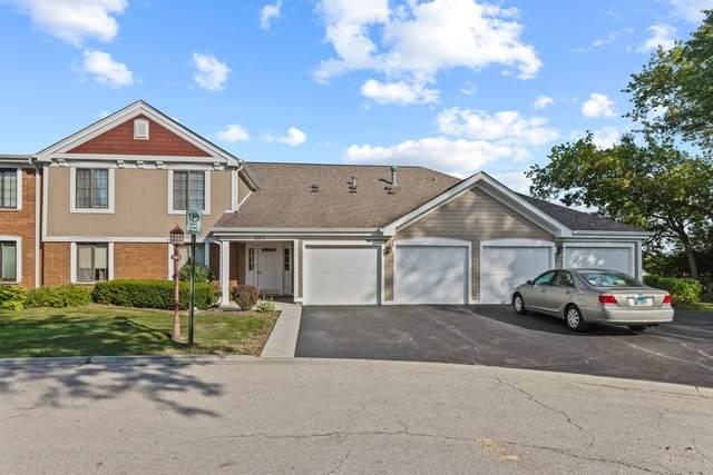 393 Thornhill Court D1, Schaumburg, IL 60193 (MLS #10836207) :: Littlefield Group