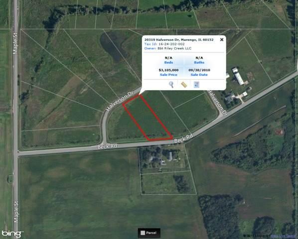 20319 Halverson Drive, Marengo, IL 60152 (MLS #10836223) :: Littlefield Group