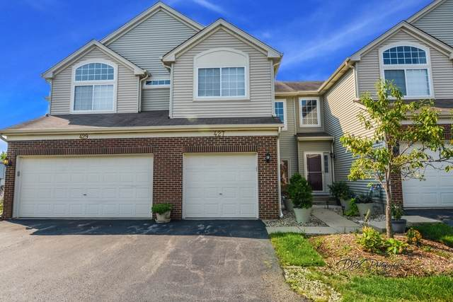 427 N Tower Drive #427, Hainesville, IL 60030 (MLS #10836272) :: John Lyons Real Estate