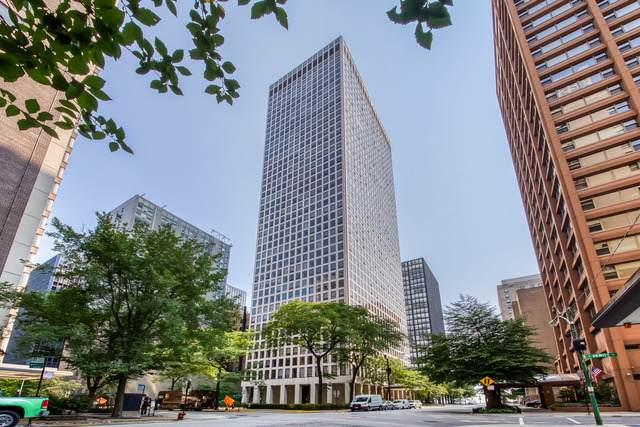 260 E Chestnut Street #2903, Chicago, IL 60611 (MLS #10836372) :: Littlefield Group