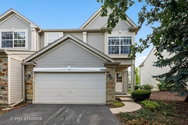 1990 Misty Ridge Lane, Aurora, IL 60503 (MLS #10836591) :: John Lyons Real Estate