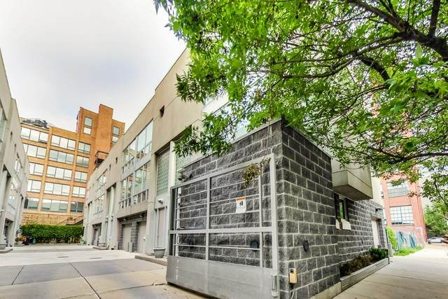 680 N Peoria Street D, Chicago, IL 60642 (MLS #10836652) :: John Lyons Real Estate
