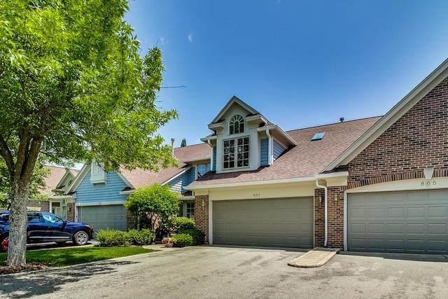 861 Fountain View Drive, Deerfield, IL 60015 (MLS #10836760) :: John Lyons Real Estate