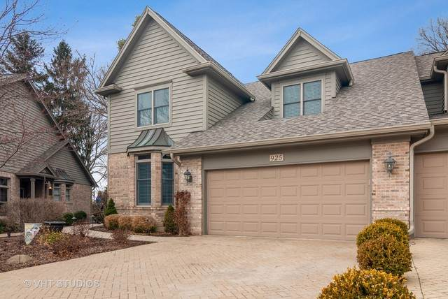 925 Oak Crest Lane E #925, St. Charles, IL 60175 (MLS #10836888) :: John Lyons Real Estate