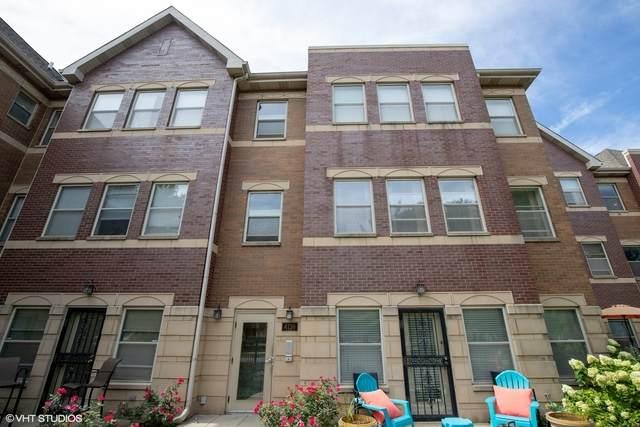 4120 S Drexel Boulevard 1A, Chicago, IL 60653 (MLS #10836968) :: John Lyons Real Estate