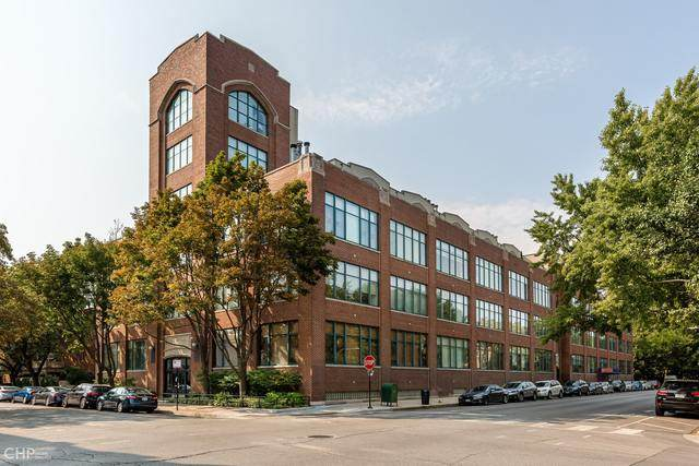 2600 N Southport Avenue #216, Chicago, IL 60614 (MLS #10837033) :: Littlefield Group