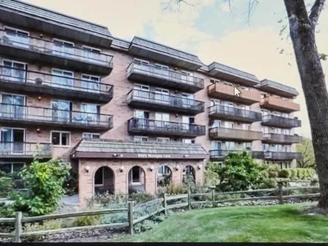 8025 Woodglen Lane #503, Downers Grove, IL 60516 (MLS #10837077) :: John Lyons Real Estate