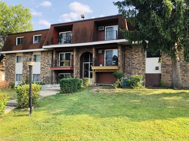 605 Hill Drive #12305, Hoffman Estates, IL 60169 (MLS #10837171) :: John Lyons Real Estate