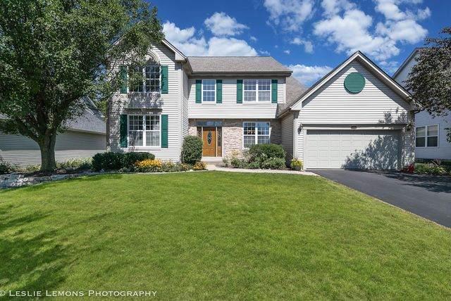 1861 Pinnacle Drive, Aurora, IL 60502 (MLS #10837232) :: John Lyons Real Estate