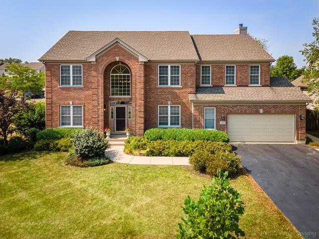1100 Grayhawk Drive, Algonquin, IL 60102 (MLS #10837350) :: Ryan Dallas Real Estate