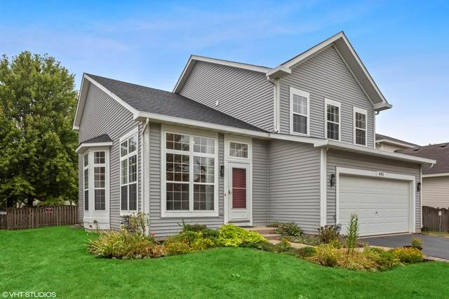 405 Melissa Circle, Romeoville, IL 60446 (MLS #10837686) :: Angela Walker Homes Real Estate Group