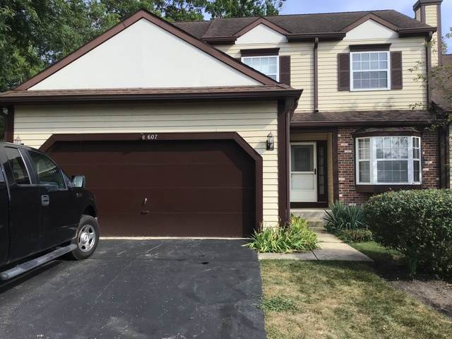 607 Ascot Lane, Streamwood, IL 60107 (MLS #10837789) :: BN Homes Group
