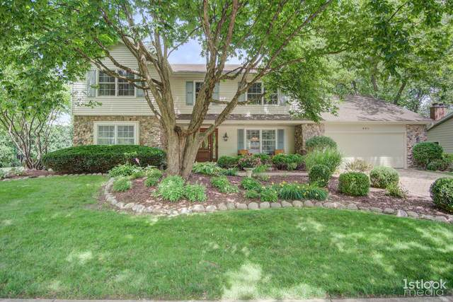 800 Huntleigh Drive, Naperville, IL 60540 (MLS #10837897) :: Lewke Partners