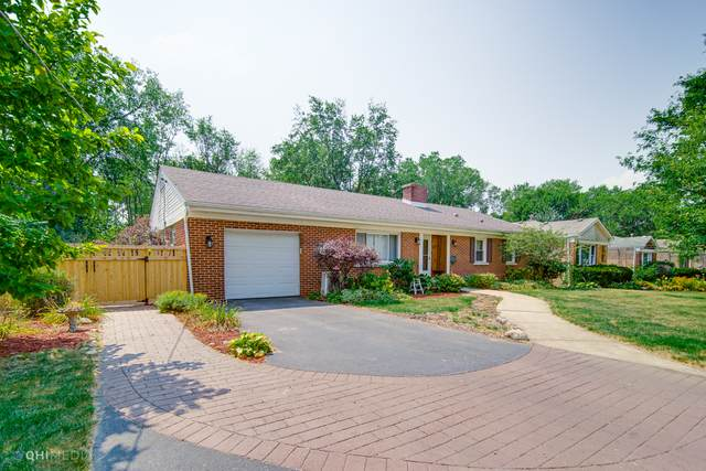 1635 Olive Road, Homewood, IL 60430 (MLS #10838022) :: The Wexler Group at Keller Williams Preferred Realty
