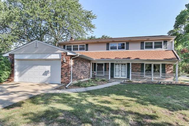 802 W Victoria Lane, Arlington Heights, IL 60005 (MLS #10838043) :: John Lyons Real Estate