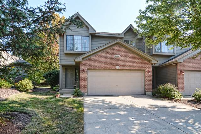 2020 Jeffrey Lane #2020, Elgin, IL 60123 (MLS #10838231) :: John Lyons Real Estate