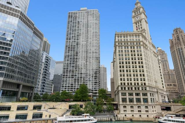 405 N Wabash Avenue #3009, Chicago, IL 60611 (MLS #10838289) :: John Lyons Real Estate