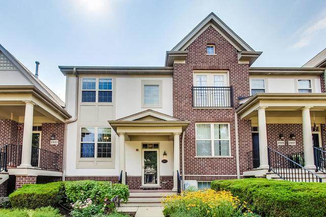 2503 Waterbury Lane, Buffalo Grove, IL 60089 (MLS #10838398) :: John Lyons Real Estate