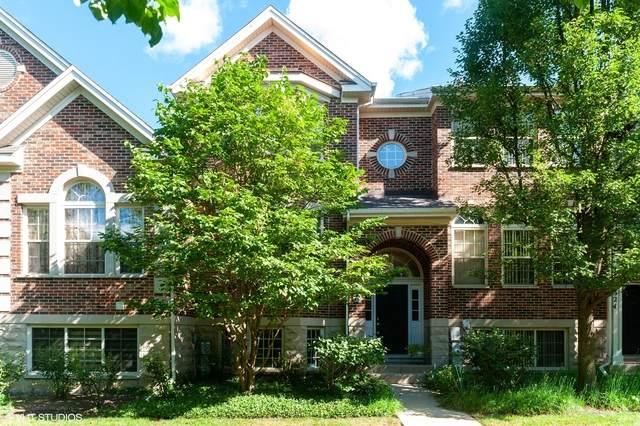 526 Prestwick Lane #526, Wheeling, IL 60090 (MLS #10838460) :: John Lyons Real Estate
