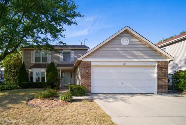 42 W Canterbury Lane, Buffalo Grove, IL 60089 (MLS #10838497) :: John Lyons Real Estate