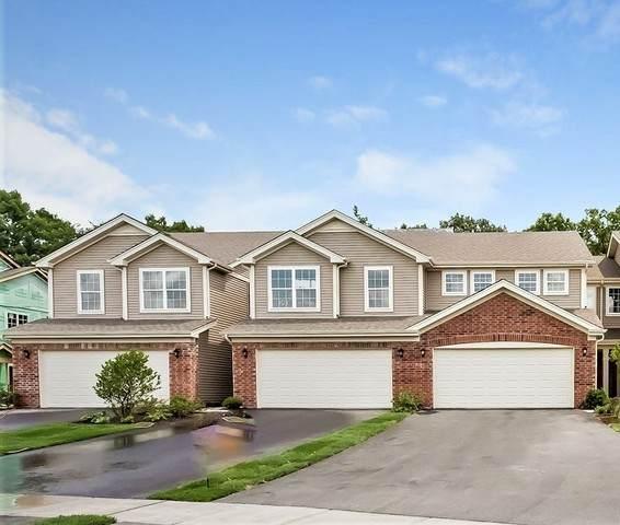 1289 West Lake Drive, Cary, IL 60013 (MLS #10838674) :: John Lyons Real Estate