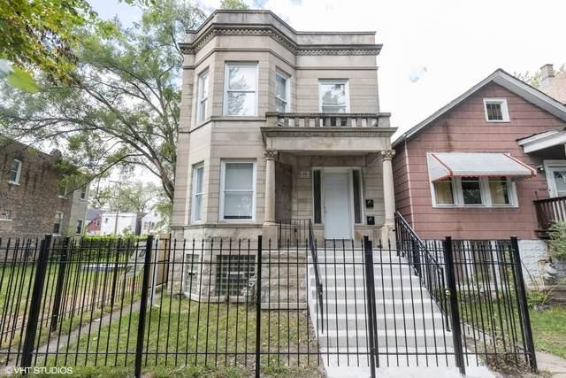 5320 S Carpenter Street, Chicago, IL 60609 (MLS #10838730) :: John Lyons Real Estate