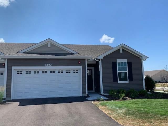 248 Sussex Lane, North Aurora, IL 60542 (MLS #10838748) :: John Lyons Real Estate