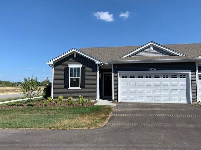242 Sussex Lane, North Aurora, IL 60542 (MLS #10838804) :: John Lyons Real Estate