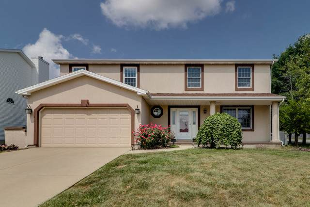 310 Plumage Court, Normal, IL 61761 (MLS #10838958) :: Janet Jurich