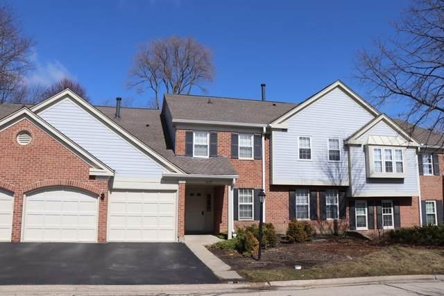 1610 Warwick Court A-2, Wheeling, IL 60090 (MLS #10839001) :: John Lyons Real Estate