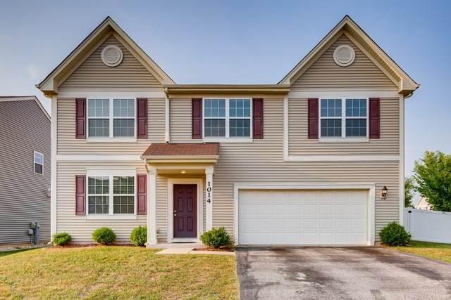 1014 Richard Brown Boulevard, Volo, IL 60073 (MLS #10839025) :: John Lyons Real Estate