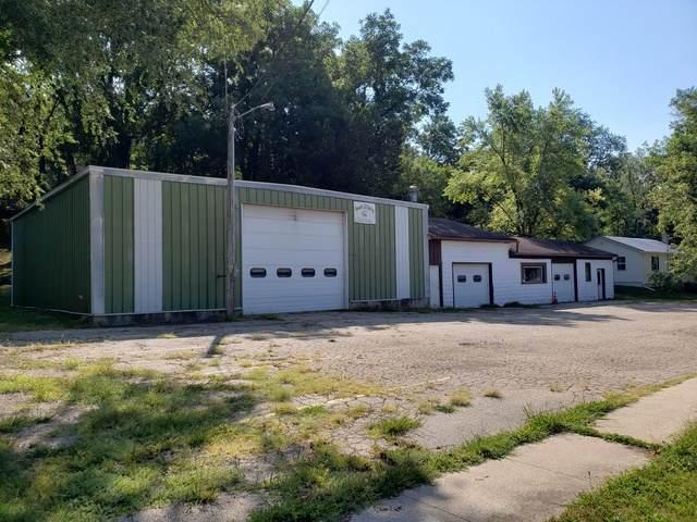 203 N Mill Street, Mt. Carroll, IL 61053 (MLS #10839144) :: BN Homes Group