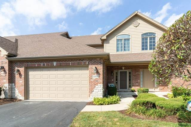 14911 S Preserve Drive, Lockport, IL 60441 (MLS #10839308) :: Littlefield Group