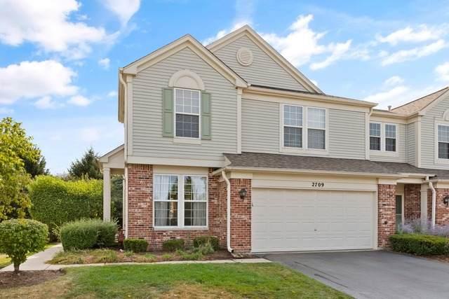 2709 Bay View Circle, Algonquin, IL 60102 (MLS #10839408) :: John Lyons Real Estate