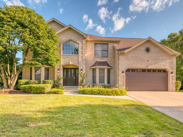 2607 Salix Circle, Naperville, IL 60564 (MLS #10839436) :: Property Consultants Realty