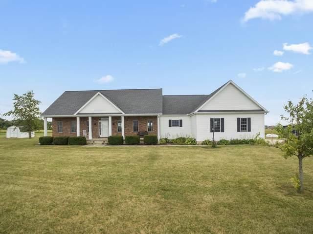 2296 CR 0 E, Mahomet, IL 61853 (MLS #10839531) :: Ryan Dallas Real Estate