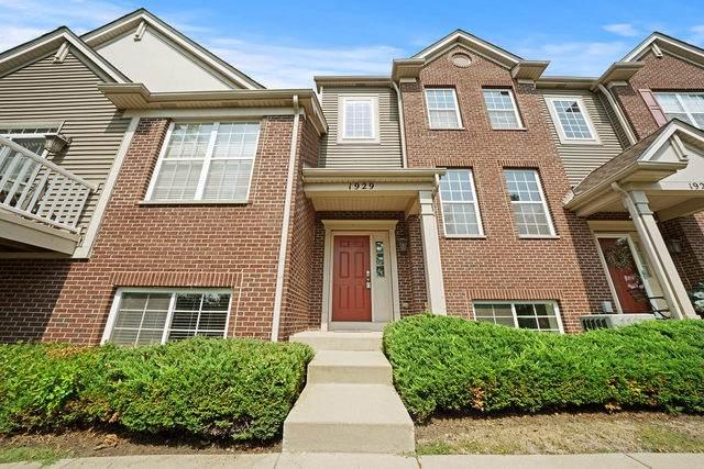 1929 Oxley Circle, Naperville, IL 60563 (MLS #10839590) :: John Lyons Real Estate