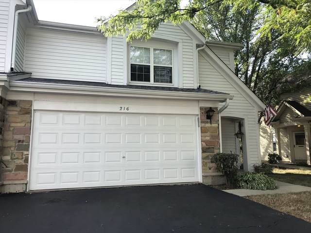 216 Hawk Court, Schaumburg, IL 60193 (MLS #10839654) :: John Lyons Real Estate