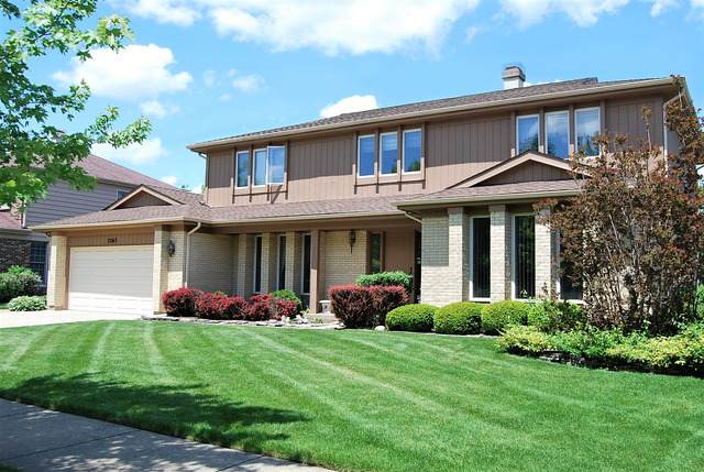 2263 N Charter Point Drive, Arlington Heights, IL 60004 (MLS #10839692) :: Littlefield Group