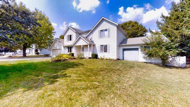 1806 Lyndhurst Drive, Savoy, IL 61874 (MLS #10839815) :: Ryan Dallas Real Estate