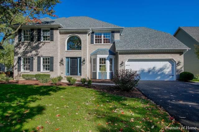 2708 Gleneagles Court, Naperville, IL 60565 (MLS #10839875) :: John Lyons Real Estate
