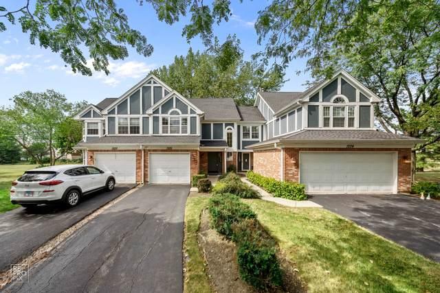 1202 Scott Court, Carol Stream, IL 60188 (MLS #10839932) :: John Lyons Real Estate