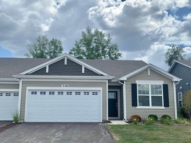 339 Sussex Lane, North Aurora, IL 60542 (MLS #10839938) :: John Lyons Real Estate