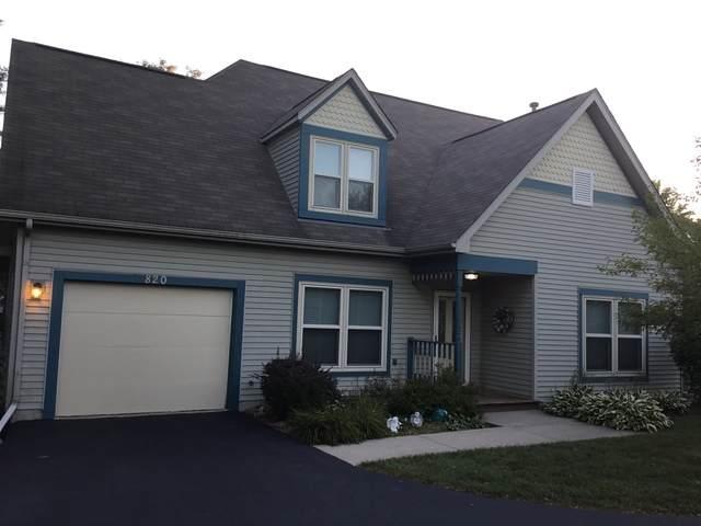 820 Regina Court, Woodstock, IL 60098 (MLS #10840015) :: John Lyons Real Estate