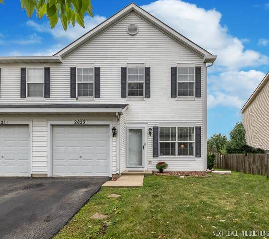 2823 Troon Drive, Montgomery, IL 60538 (MLS #10840123) :: The Wexler Group at Keller Williams Preferred Realty